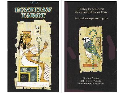 埃及塔罗牌 egyptian tarot