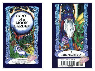 月亮花园塔罗牌 tarot